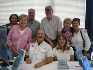Hodge Wood Book Signing